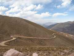 Camino a Iruya - Antiguas rutas incas