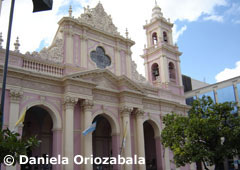 Monuments and Churches of Salta