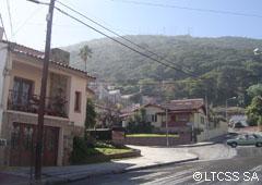 Vista del Cerro San Bernardo - Salta