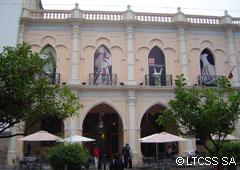 La visita al Museo de Arquelogía de Alta Montaña comprende un recorrido por las costumbres de las poblaciones precolombinas y coloniales que habitaron la zona del noroeste andino