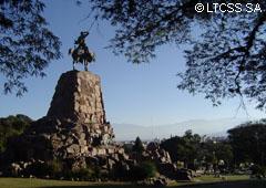 Monument to Güemes