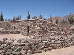 Vivienda unifamiliar en las Ruinas de Tilcara - Salta