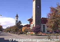 Municipalidad y Catedral de San Martín de los Andes
