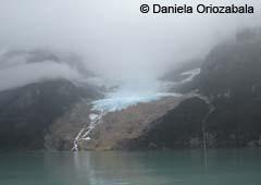Glaciar Balmaceda (Chile) en claro retroceso