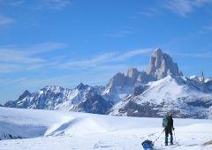 Trekking Hielo Continental Patagónico