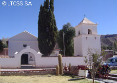 Church of Uquía - Jujuy