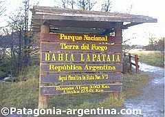 Lapataia Bay - Tierra del Fuego N.P.