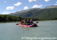 Navigation in the Beagle Channel