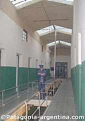 Pabellón del ex presidio de Ushuaia