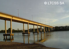 Ferrocarretero Bridge