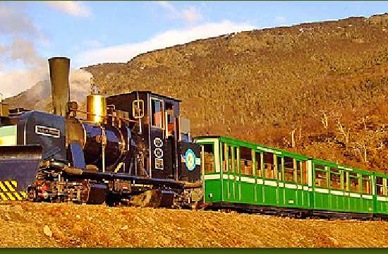 End of the World Train / Excursions in Ushuaia