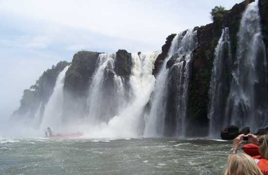 Iguazu Falls, water dreams