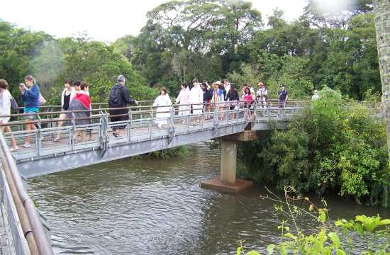 Cataratas del Iguazú, agua y magia