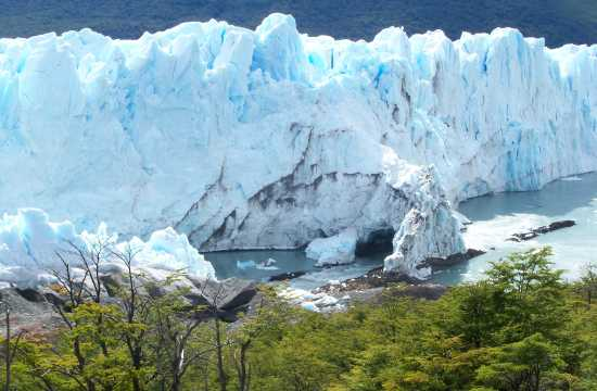 From North to South: Glaciers and Waterfalls