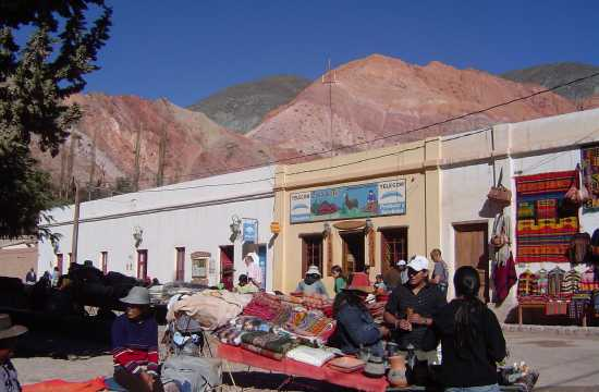 Salta, an explosion of colors