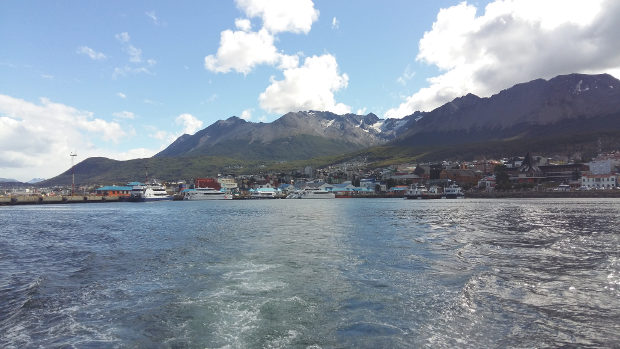 Tierra del Fuego: the End of the World