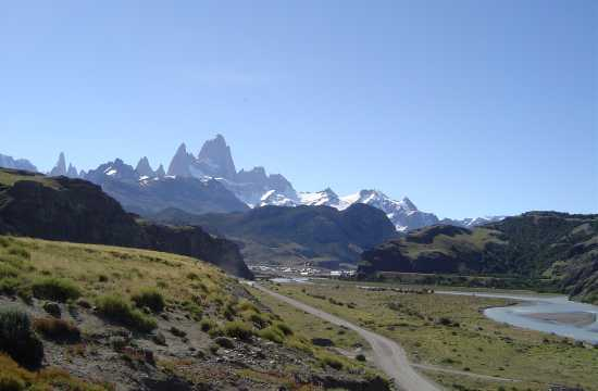 El Calafate and El Chaltén Express