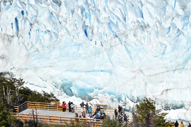Tierra de Glaciares y Siete Lagos