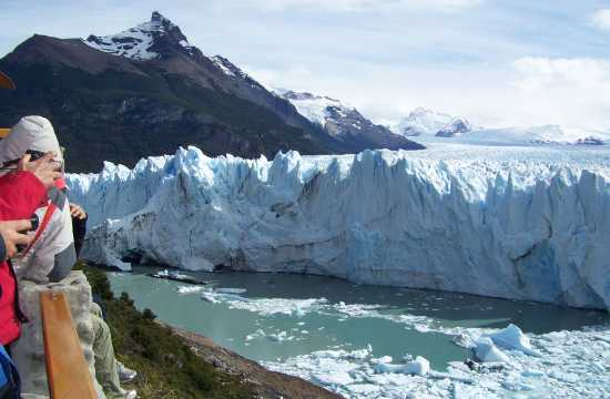 The Glaciers: Heavenly Ices