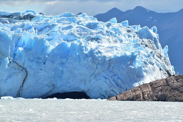 Glaciares, hielos celestiales