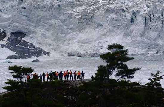 Australis Cruise: Ushuaia - Punta Arenas