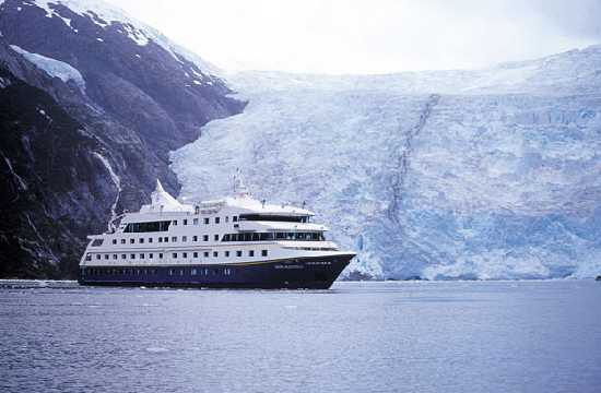 Crucero Australis: Ushuaia - Punta Arenas