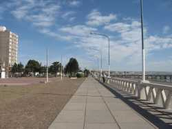 Puerto Madryn coastal avenue