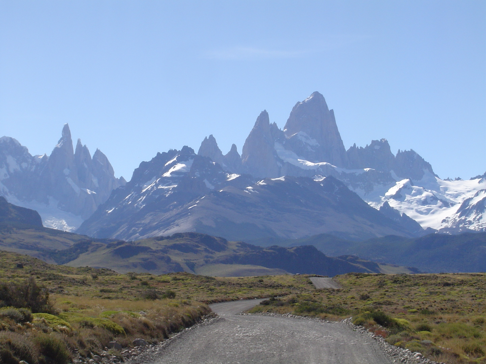 Fitz Roy Hill - El Chaltén - Parque Nacional Los Glaciares