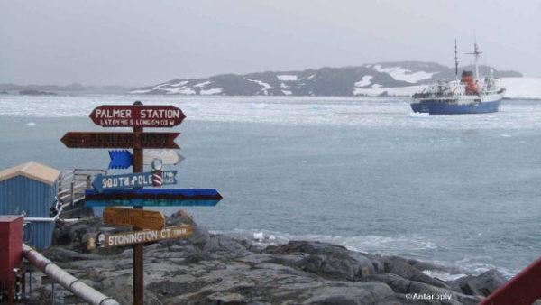 Crucero a la Antártida
