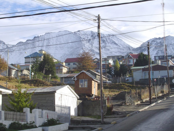 Ushuaia, Patagonia Argentina