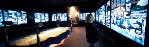 Exhibition in Glaciarium Museum