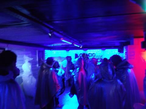 El Bar de Hielo dentro de Glaciarium