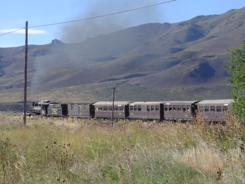 Trains in Patagonia: the facts | PATAGONIA-ARGENTINA COM |