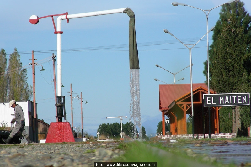 Estación El Maitén