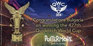 Bulgaria Campeón Mundial de Quidditch 2014