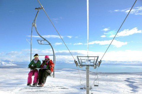 Calafate Mountain Park Chairlift - Patagonia Argentina