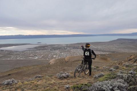 Bike circuit Condor 01 - El Calafate - Patagonia Argentina