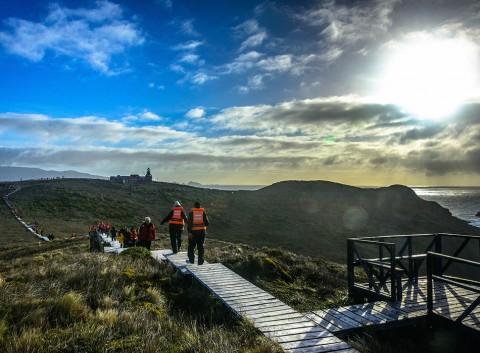 Excursión en el Cabo de Hornos - Curcero Australis