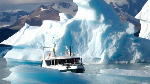 Experiencia Marpatag: el Crucero Leal en las aguas del Lago Argentino