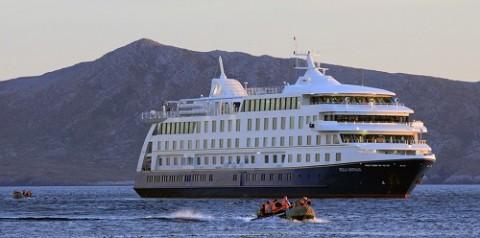 Crucero Australis por los canales del Fin del Mundo