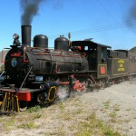 La Trochita - Tren a vapor en la Patagonia Argentina