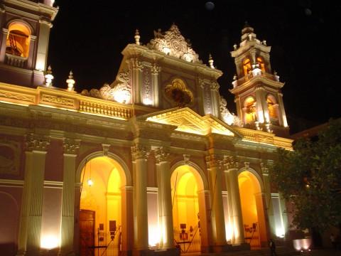 Catedral de Salta - Foto Patagonia Argentina