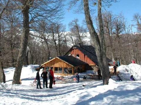 Refugio Neumeyer - Bariloche - Foto Turismo de Bariloche