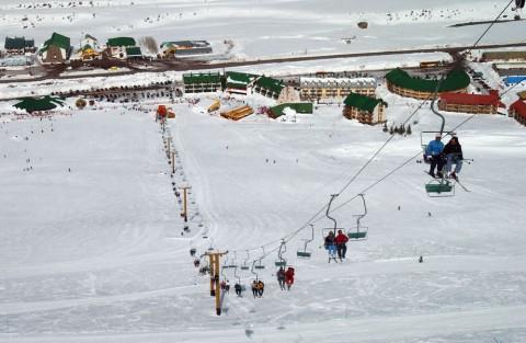 Centro de esquí Penitentes - Mendoza - Foto Penitentes web