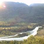 Valle del Azul