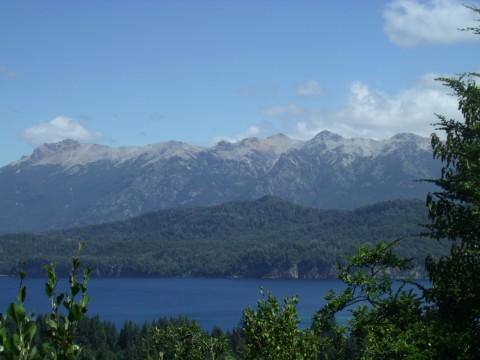Nahuel Huapi Lake from Bayo Hill Viewpoint