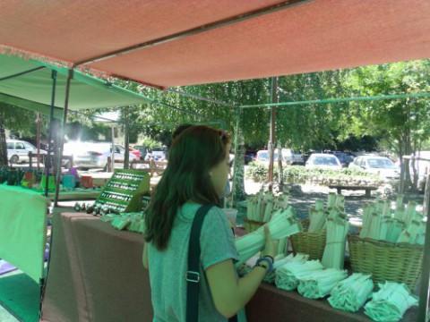 Feria de El Bolsón