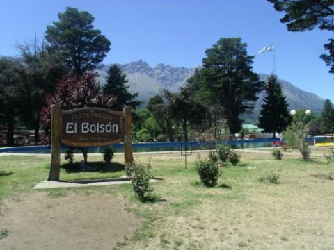 Plaza de El Bolsón