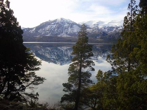 Vista desde el mirador Bandurrias. Foto Susana Lang