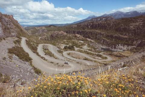 Camino a Futaleufu - Foto. Secretaría de Turismo de Esquel